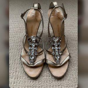 Giuseppe Zanotti Jeweled Strappy Sandals